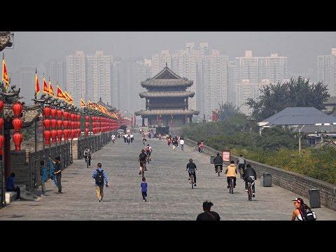 צפו בנופיה ובאתריה המרתקים של שיאן, אחת הערים העתיקות והמשפיעות ביותר בסין
