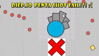 In this diep.io video I accidentally pressed twin flank