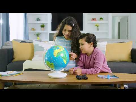 Orboot interactieve AR globe 'Aarde'