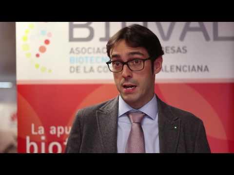 Entrevista a D. Óscar David Sánchez, Director OTRI del  CIPF[;;;][;;;]