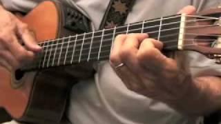 Wayfaring Stranger: Sung with Simple Guitar