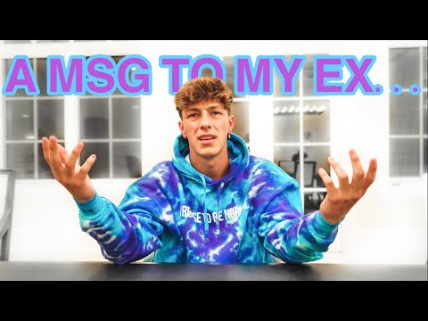 A Message to Sommer Ray music video cover