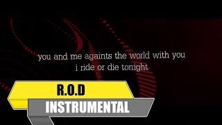 Aoi - R.O.D (Feat. Vio) (G-Dragon Cover Remix) Instrumental