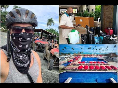 Sunwing health & safety at Royalton Bavaro in Dominican Republic