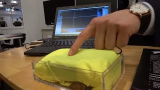 Touch on Smart Clothing, Tacterion Sensor Skin