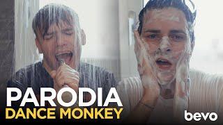DANCE MONKEY 🇮🇹 PARODIA ITALIANA - iPantellas