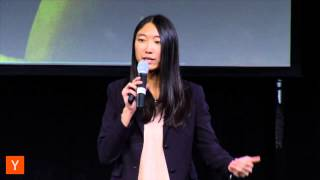 Jessica Mah at Female Founders Conference 2014