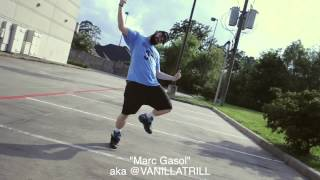 Marc Gasol Dancing to MY WAY by Fetty Wap ft. Drake | @VANILLATRILL