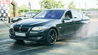 НАЙДЕНА САМАЯ БЫСТРАЯ BMW 5! Смертельный заезд NISSAN GTR 1000 СИЛ!