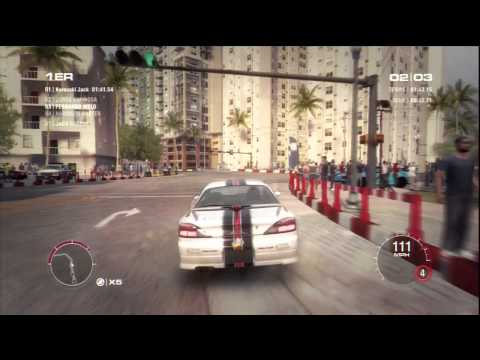 Видео № 1 из игры Grid 2 (Б/У) [PS3] US