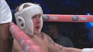 DEJI VS JAKE PAUL (Full Fight and Post Fight Highlights) FullHD