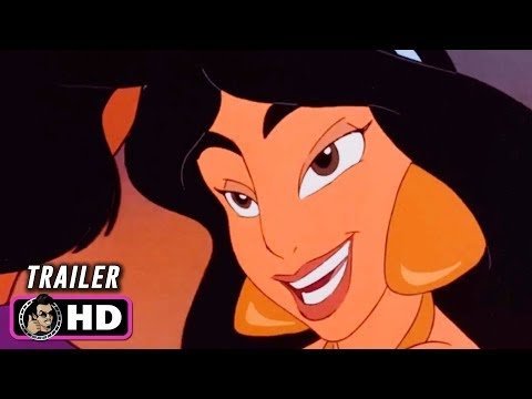 ALADDIN II: THE RETURN OF JAFAR Clip - How Do I Look? (1994)