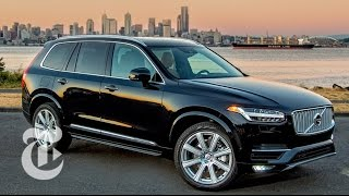 2016 Volvo XC90 Inscription | Driven: Car Review | The New York Times