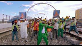 Harmonize X Awilo Longomba X H Baba - Kazi Iendelee (Official Music Video)