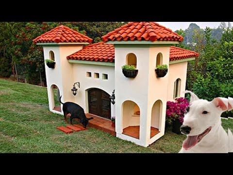 Die 5 Luxuriösesten Hundehütten!