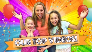 Our Most POPULAR Videos EVER !!!