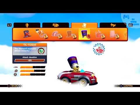 Видео № 0 из игры Garfeild Kart: Furious Racing [PS4]