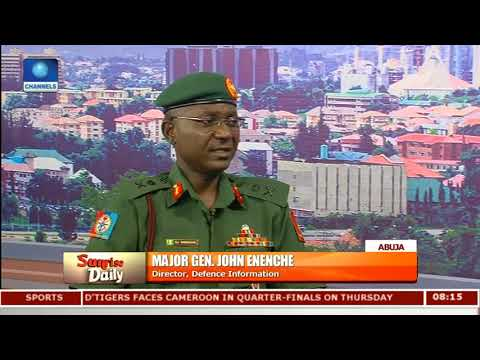 The Nigerian Army Was Attacked By IPOB Members - Army