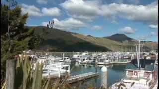Золотой глобус 115. Новая Зеландия. Остров Южный.