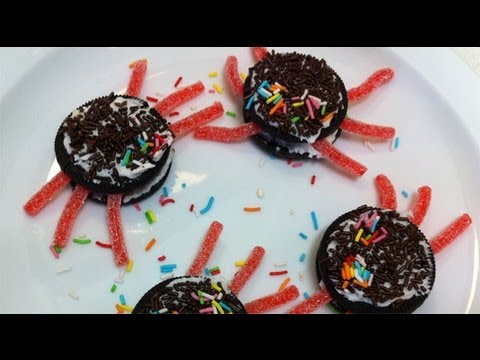 Araignée biscuit