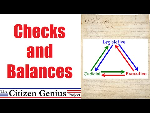 an analysis of the checks and balances in american history The checks and balances of our democracy are working robustly, even (or especially) during the trump administration.