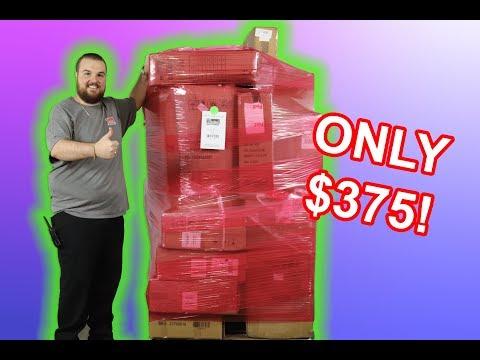 Accessories Mystery Box! Customer Returns Liquidation Lot!