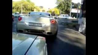 Ferrari в Ташкенте