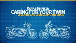 DIY - Cleaning and lubricating the chain