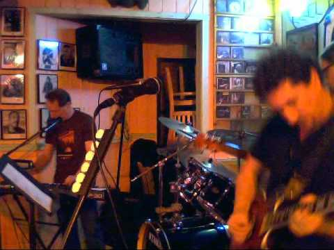 "Jed Luckless Band 01.06.12 ""Jam→ Victim Of The Rhythm"""