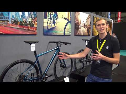 New Boardman product preview: 2018 URB Street / Urban Bikes (UK CycleShow highlights)