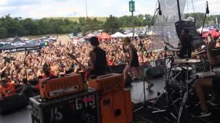 Neck Deep - Kick It Live Warped Tour