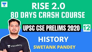 L12: Rise and Growth of the Gupta Empire | Prelims 2020 Crash Course | Swetank Pandey