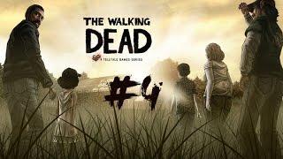 Прохождение ► The Walking Dead Сезон 1 ► #4 - Большой побег. [Rus Full HD]