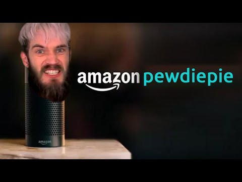Amazon Echo: PewDiePie Edition