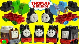Thomas The Train Mega Bloks Build Learning With Thomas and Friends