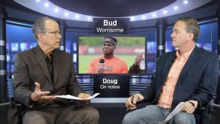 Jabrill Peppers' diluted drug sample - Bud and Doug discuss what the Browns should do