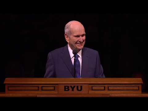 The Love and Laws of God   Russell M. Nelson