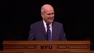 The Love And Laws Of God | Russell M. Nelson