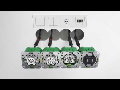 Gira Stekerbaar – een nieuwe dimensie van de elektrotechnische installatie - NL