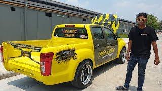 พามาดู D-max สายเหลือง สเต็ปรถบ้านโบคู่ TumRacing Channel : รถซิ่งไทยแลนด์