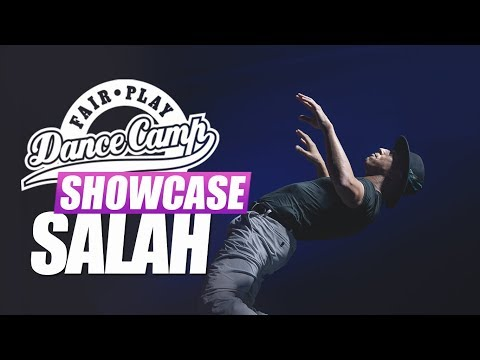 Salah | Fair Play Dance Camp SHOWCASE 2018