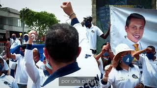 Visita de Gerson Almeida al Cantón Rumiñahui.