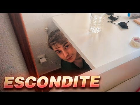 IMPOSIBLE ENCONTRARME EN ESTE ESCONDITE!! *EN LA CASA YOUTUBER*