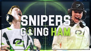 Snipers Goin Ham - Episode 2 - DOUBLE FLAWLESS