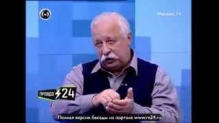 Леонид Якубович: «Чечня как наркотик»
