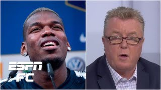Reacting to Paul Pogba's comments on Real Madrid: Were they disrespectful? | Champions League