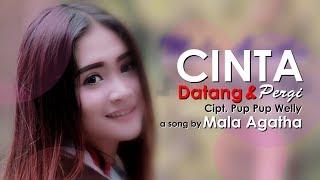 Mala Agatha - CINTA Datang Dan Pergi ( Official Music Video ANEKA SAFARI )