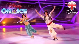 DISNEY ON ICE | Disney On Ice Comes To Dancing On Ice! | Official Disney UK