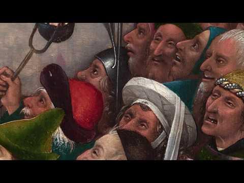 Фото Монтаж видео под музыку, работы художника Иеронима Босха