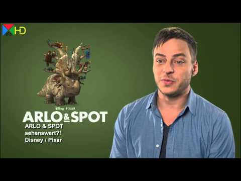 Arlo & Spot | im Syncronstudio | sehenswert?! Extra [HD]